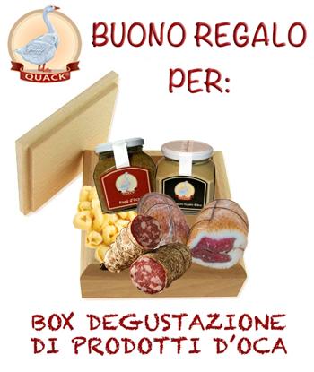 Immagine di Buono Regalo per acquisto prodotti d'oca