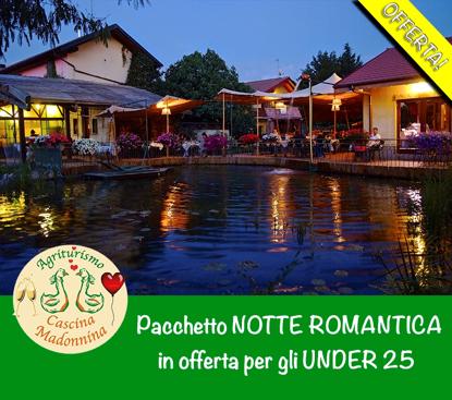 Immagine di Buono Regalo per Notte Romantica under 25