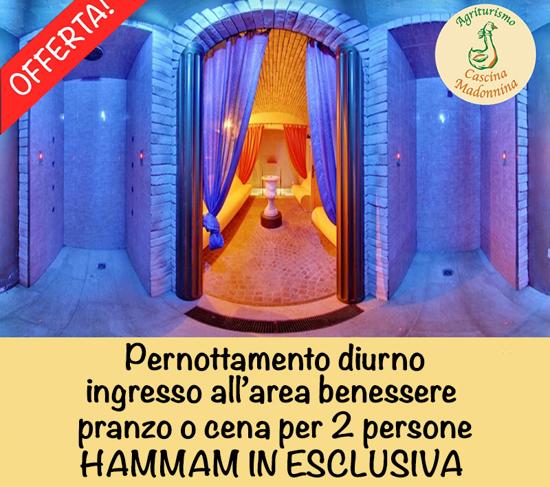 Immagine di Buono Regalo per Giornata Relax con hammam in esclusiva