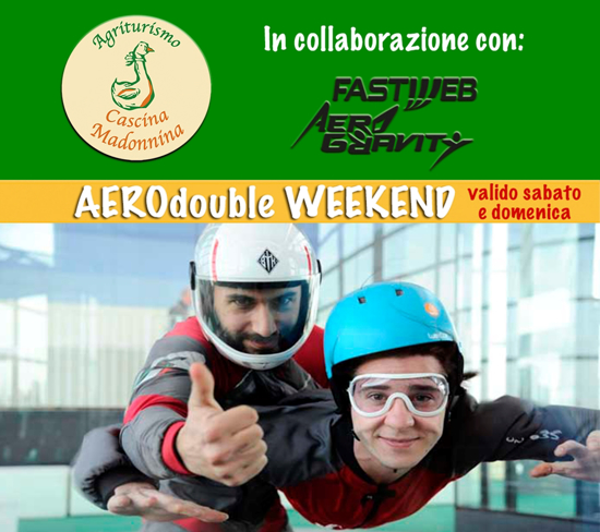 Picture of AEROdouble WEEKEND